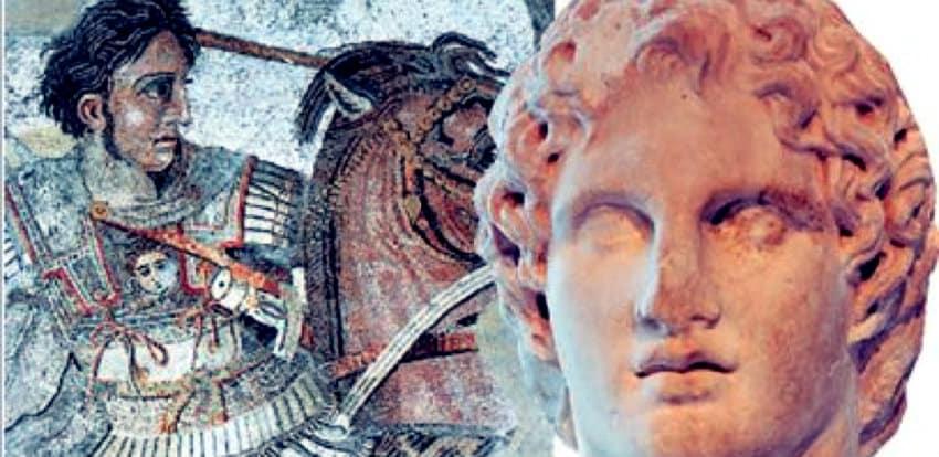 Александр Македонский. Жизнь и смерть Александра Великого
