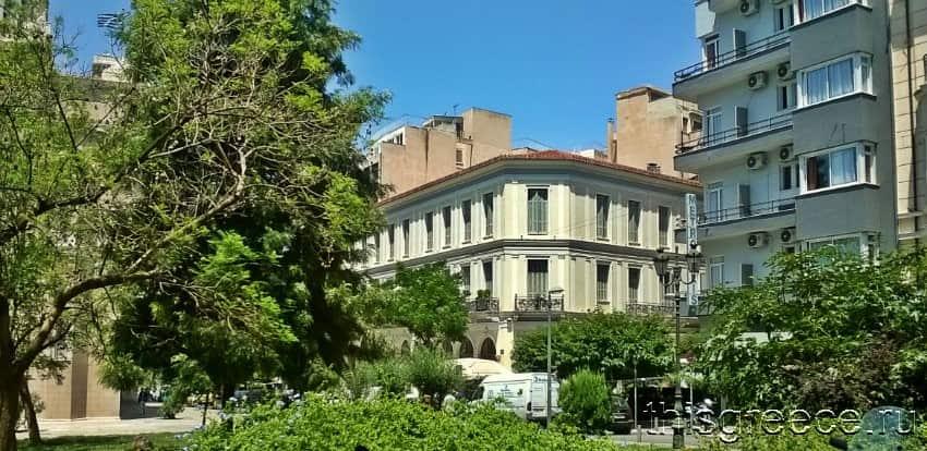 Квартира снять греция